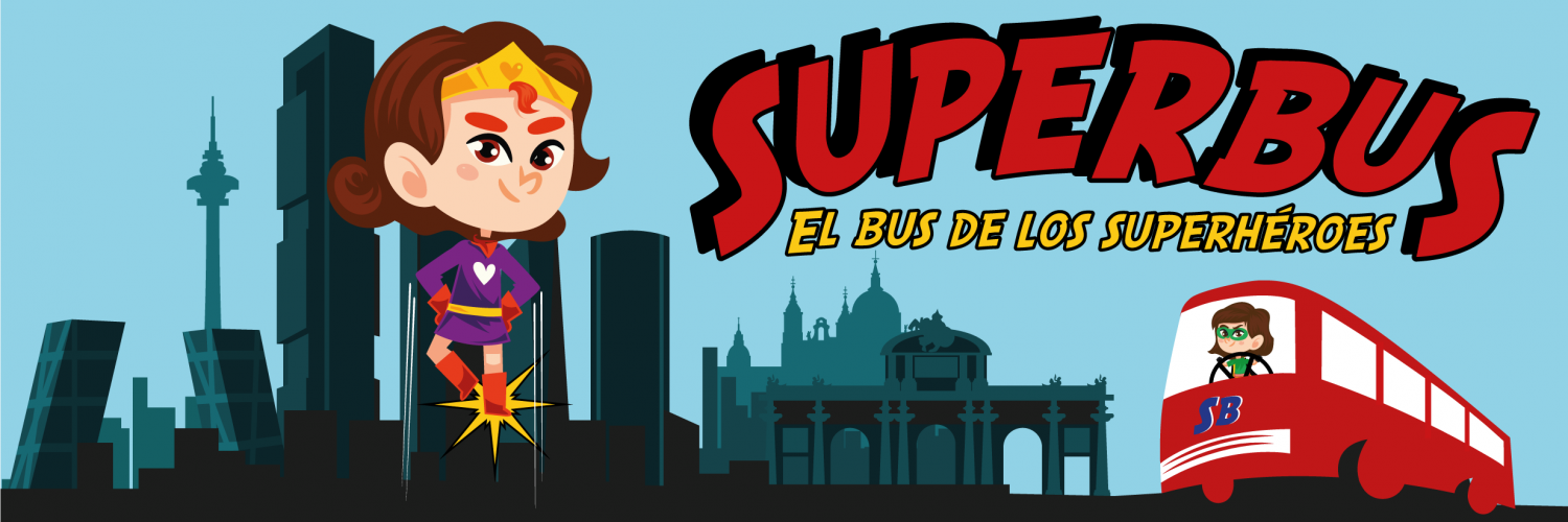 Superbus: El Bus de los Superheroes